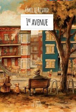 1re avenue de Émilie Rivard