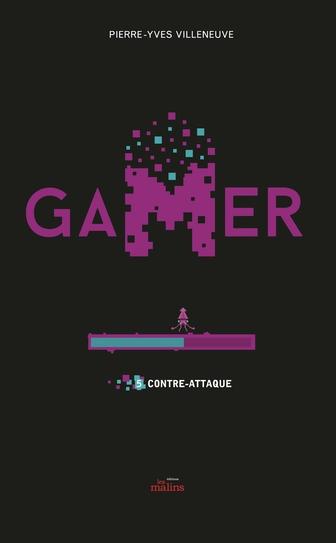 Gamer T.1 : Nouveau port de Pierre-Yves Villeneuve