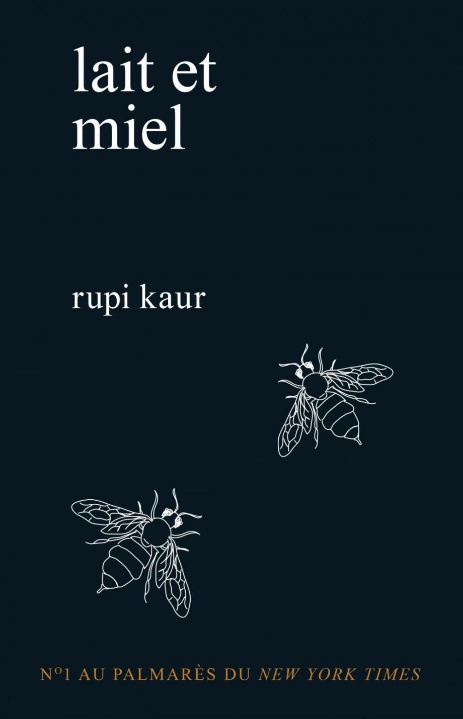 Lait et miel de Rupi Kaur