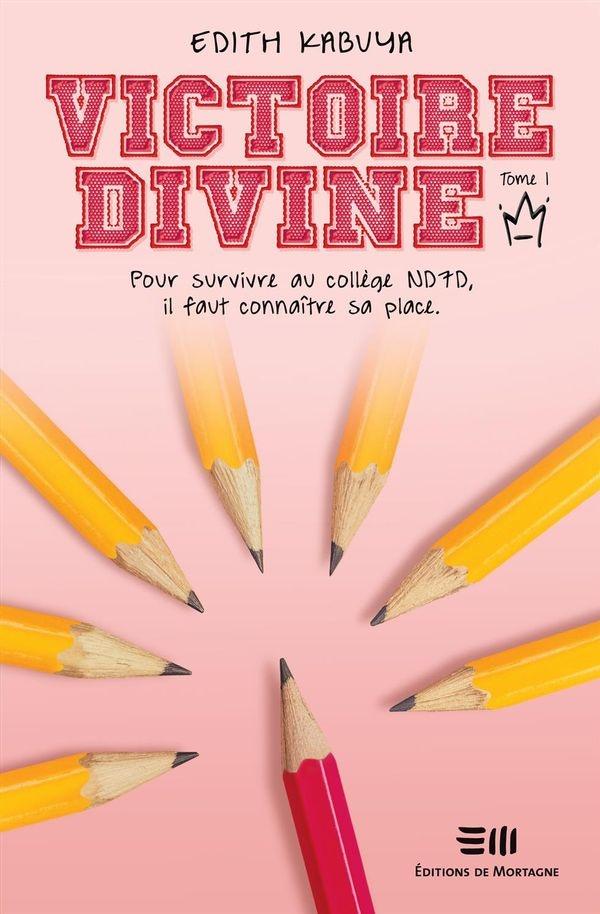 Victoire divine T.1 : Déclaration de Guerre de Édith Kabuya