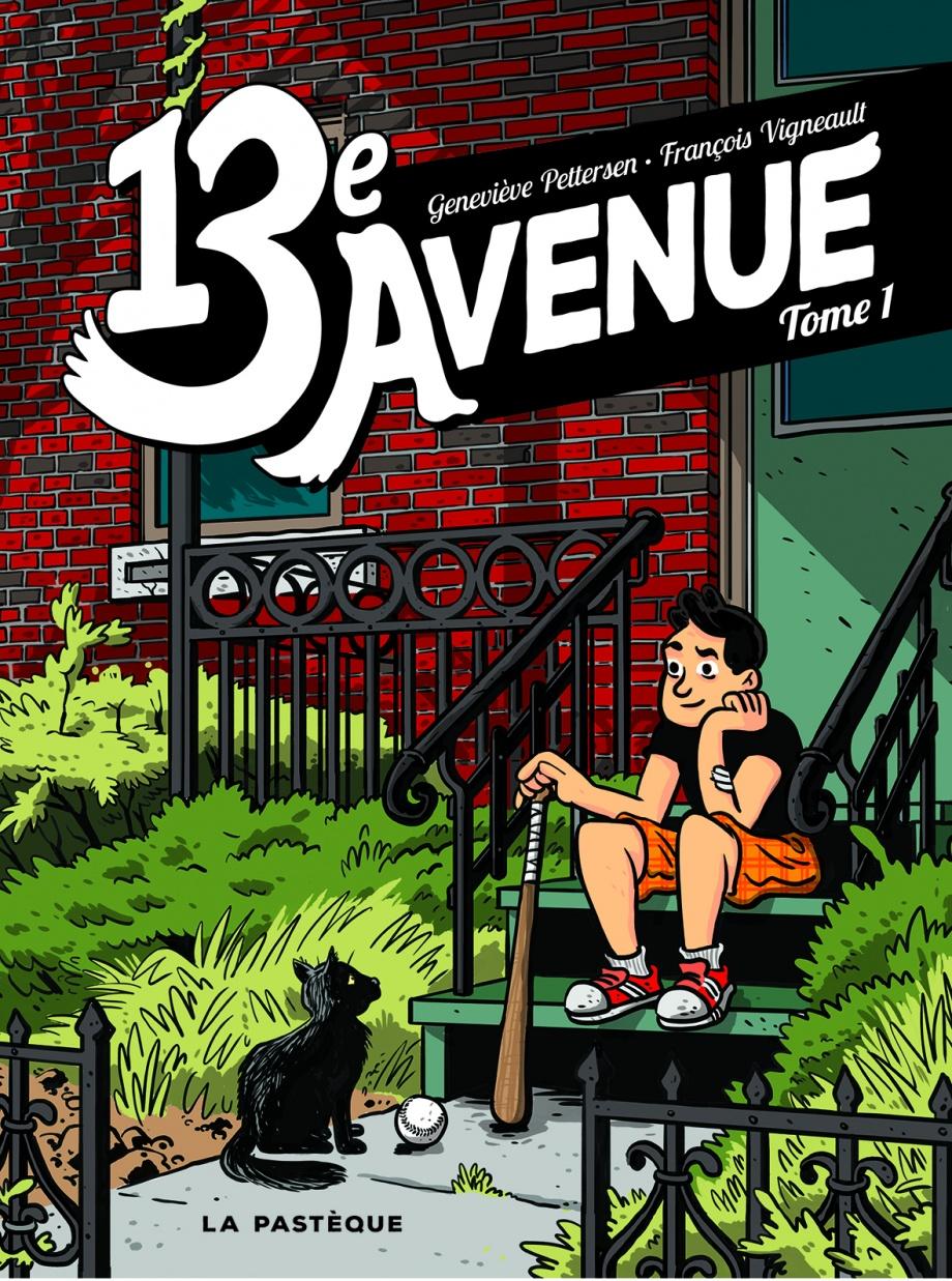 13e avenue de Geneviève Pettersen