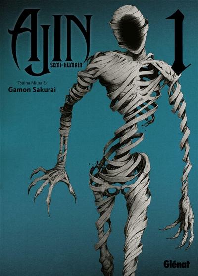 Ajin : Semi-humain T.1 de Sakurai Gamon