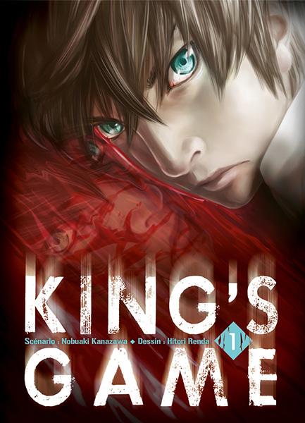 King's Game T.1 de Nobuaki Kanazaw
