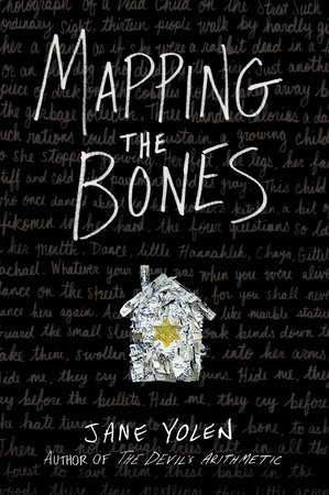Mapping the Bones de Jane Yolen