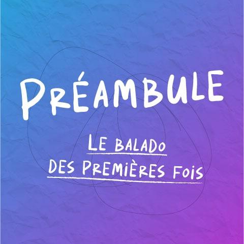 Cover podcast Préambule