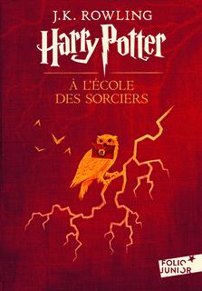 Harry Potter T.1 : Harry Potter à l'école des sorciers de J.K. Rowling