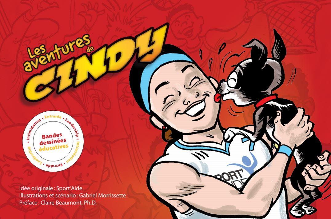 Les aventures de Cindy de Sport'Aide