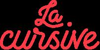 Logo La Cursive