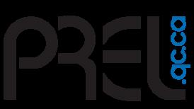 Logo bleu du PREL