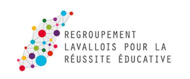 Logo Regroupement lavallois pour la réussite éducative