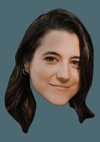 Tête de Catherine Brunet